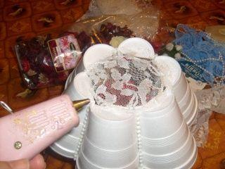 Lamparita Con Vasos Desechables Manualidades Faciles