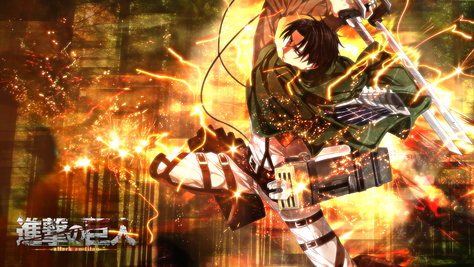 Attack On Titan 1920 X 1080 Wallpapers Latest Hd Wallpapers Attack On Titan Attack On Titan Levi Anime Wallpaper