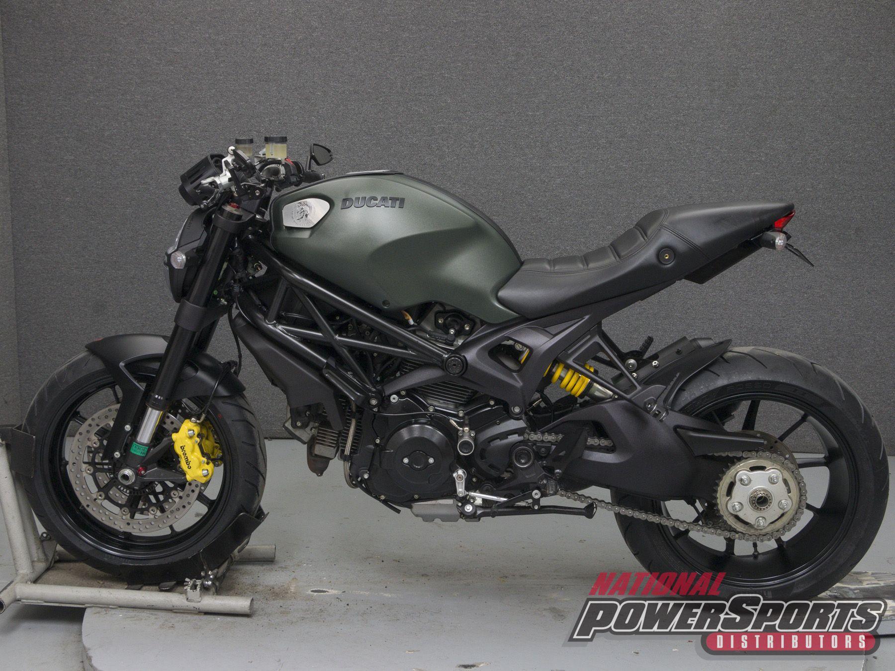 2013 Ducati Monster 1100 Evo Diesel Ducati Monster Monster 696 Ducati