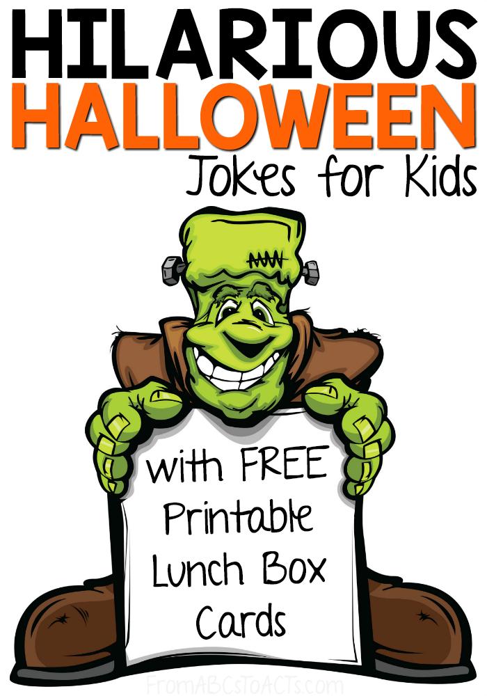 Halloween Jokes for Kids Halloween jokes, Jokes for kids