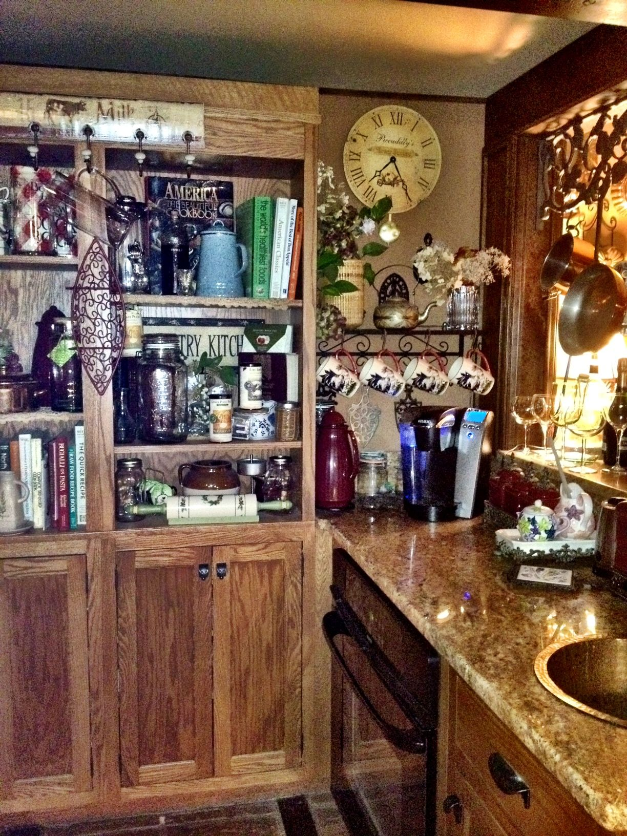 open pantry Open pantry, Home decor, Decor