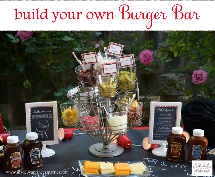 Hosting a backyard bbq kick it up a notch and plan a make for Build your own bar