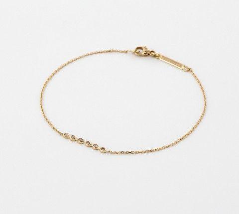 Elfe bracelet - Beaurepaire par Medecine Douce