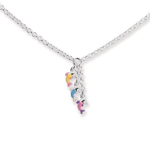 Zilveren bedelcollier Kids | Juwelier Goudsmid Ooms