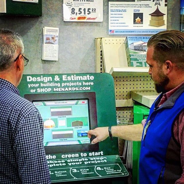 Have you tried out the Menards Design-It® Center yet