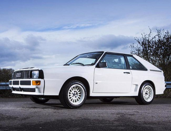 the car that changed rally racing forever audi sport rally racing cool sports cars pinterest
