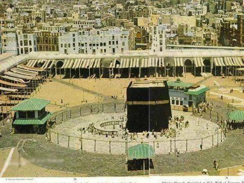 الحرم المكي قديما Beautiful Mosques Mecca Mecca Kaaba