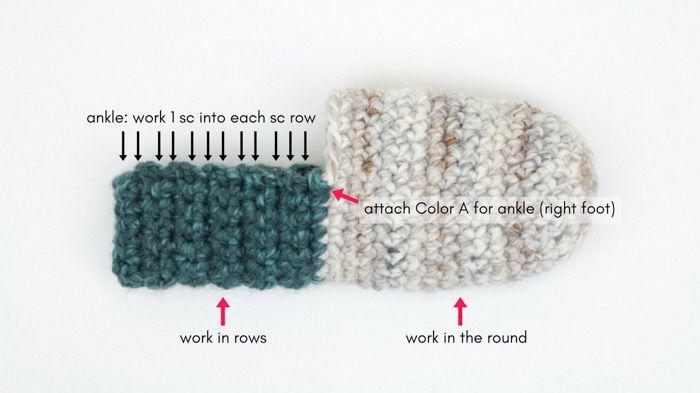Photo of Stylish + Modern: Free Crochet Slippers Pattern for Women