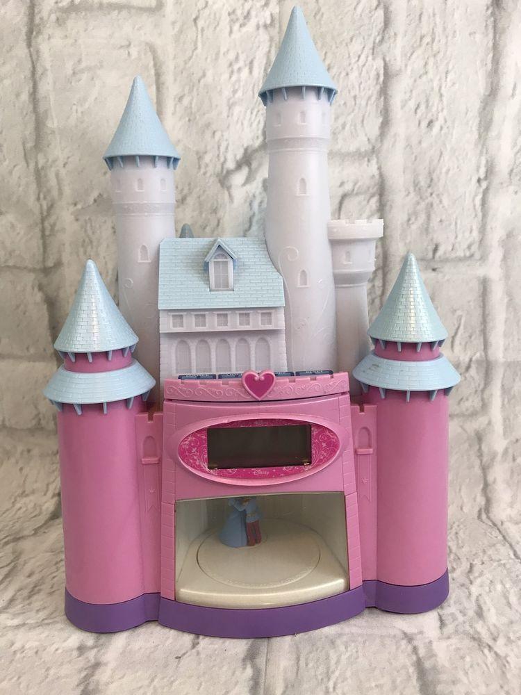Disney Cinderella Pink Castle Alarm