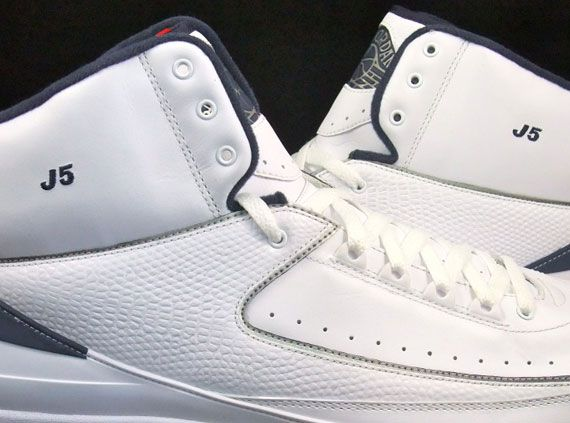 fe86545d6287db Air Jordan II - Josh Howard Mavs PE - SneakerNews.com