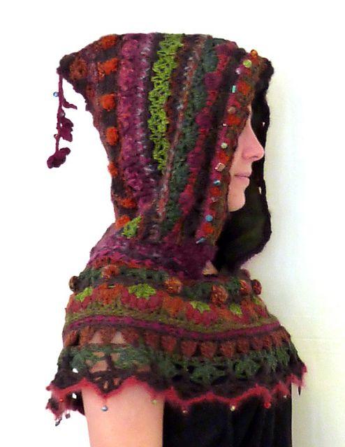 freeform crochet inspiration | crochet freeform inspiration ...