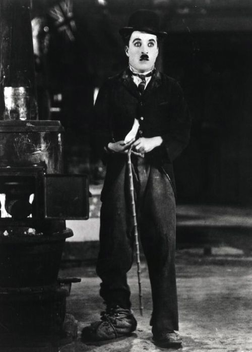 Charlie in The Gold Rush c.1925