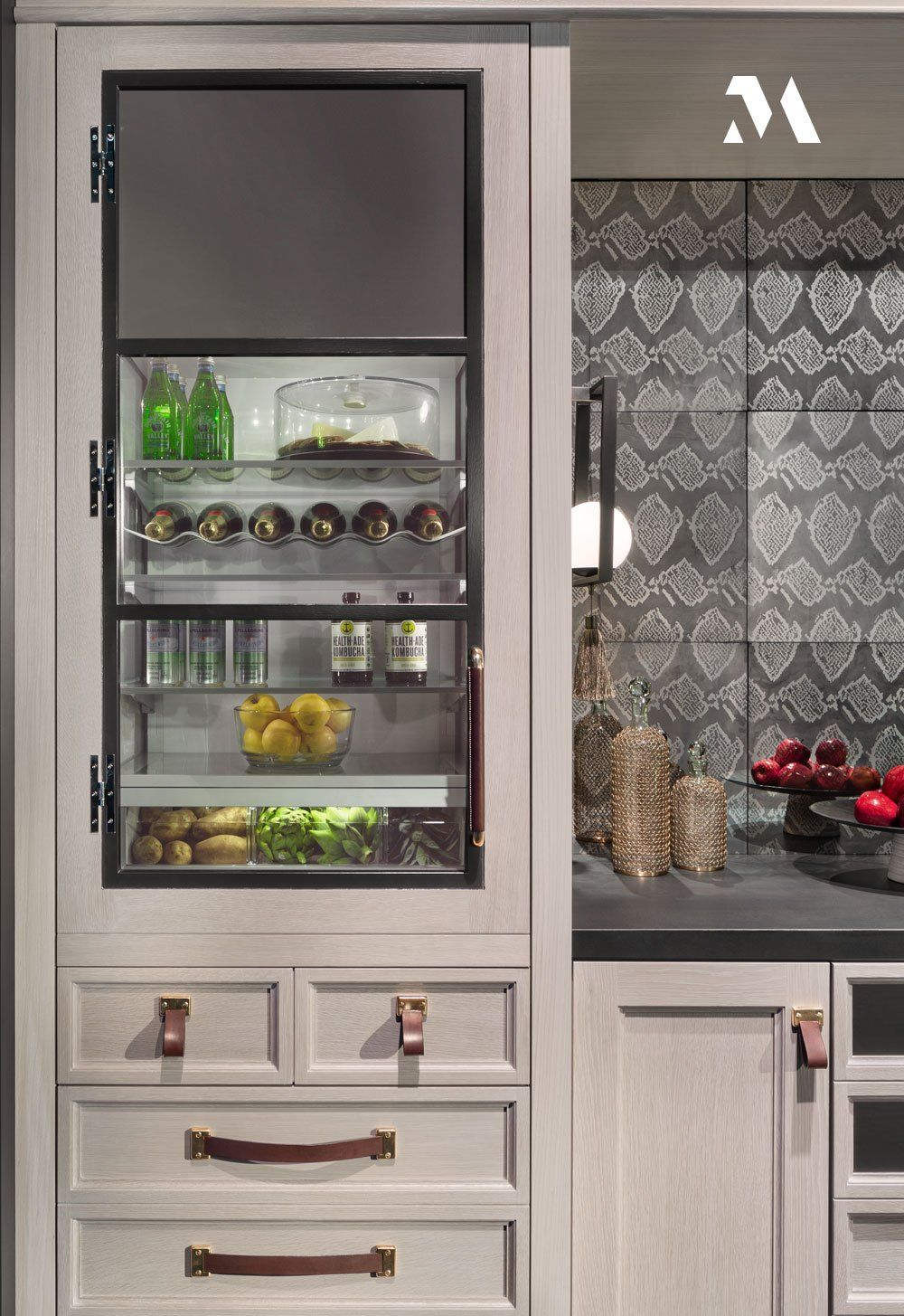 Kbis 2020 Was Truly A Celebration For Monogram With The Launch Of Two New Luxury Appliance Collection In 2020 Professional Kitchen Appliances Luxury Appliances Kitchen