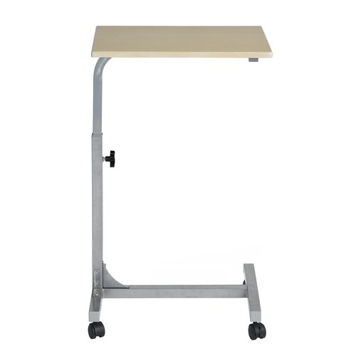Leitmotiv Table With Copper Leg White Beech Amazon Co Uk Kitchen Home White Side Tables Table Furniture