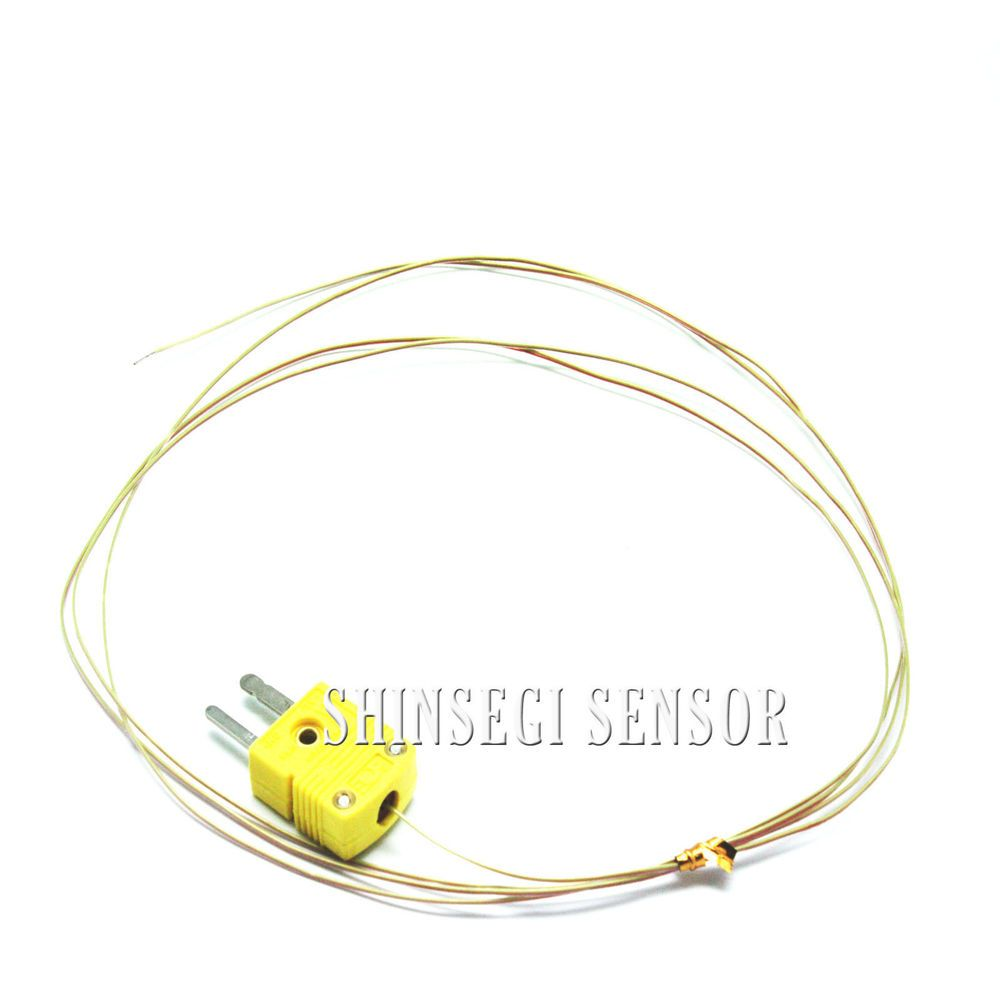 SSG K Type Thermocouple Wire Lead for Digital Thermometer CT ...
