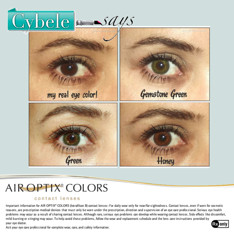 Stunning eye color can now be comfortable too! Read all