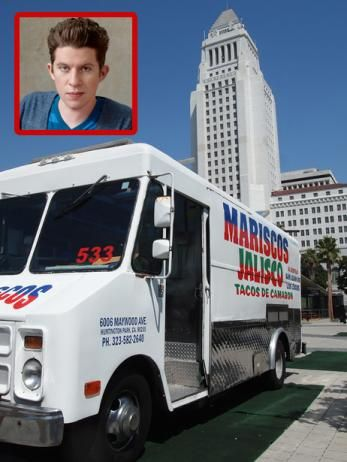 Food Network Stars' Favorite Food Trucks
