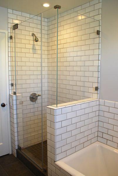 Psimplicity Rules In This Customer's Freshly Modern Bathroom Impressive 1940 Bathroom Design Decorating Inspiration