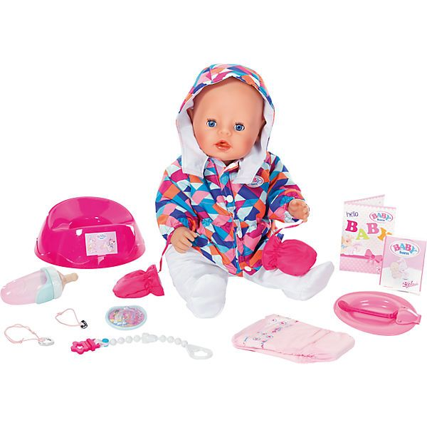 baby born winter outfit
