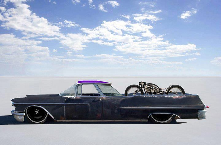 The Ghost And The Darkness Funeral Flower Car Rat Rod Custom