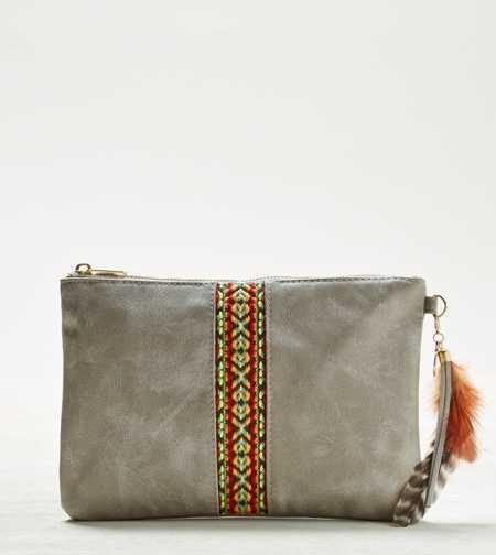 Kim & Zozi Gia Clutch Handbag