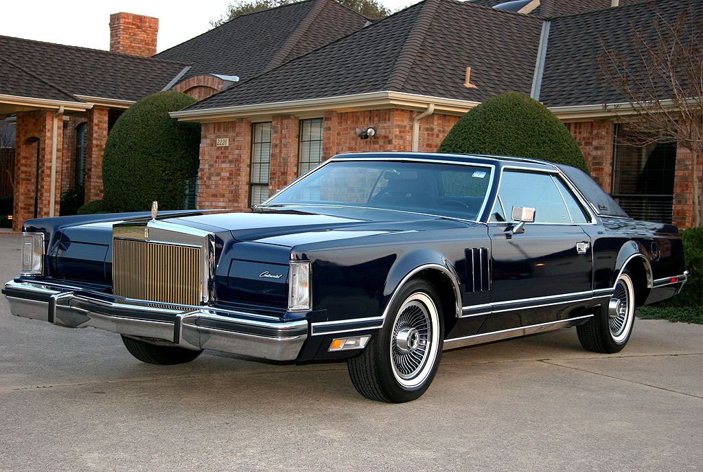 1979 Lincoln Continental Mark V Collector S Series The Mayor Of Brougham City Autos Lincoln Continental Autos Clasicos