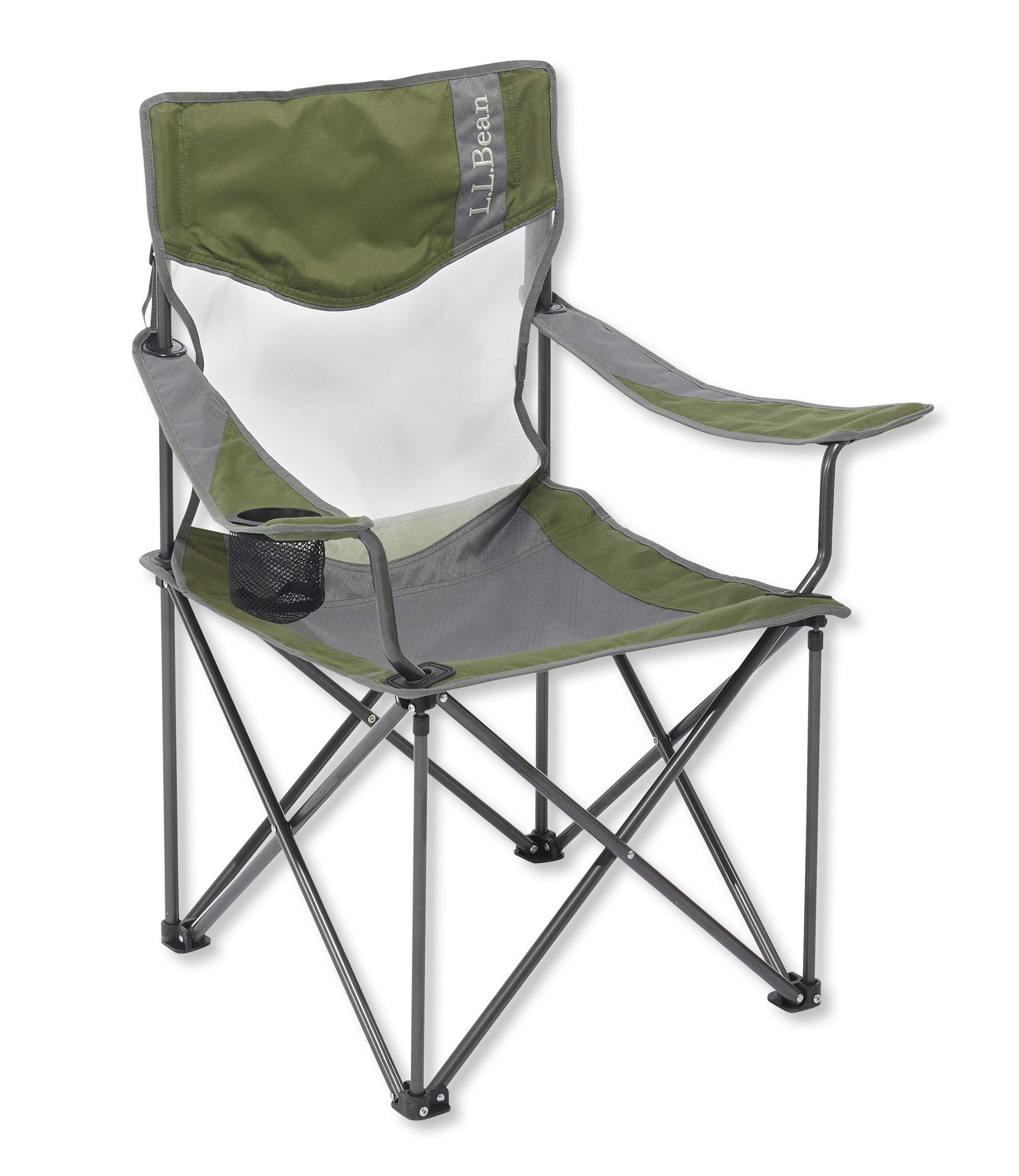 L.L.Bean Base Camp Chair Camping chairs, Butterfly chair