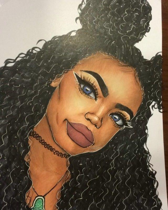 And the last part ✍ @txxlia #art #drawing #sketch #colorful #artist #illustration #copicart #copicmarker #markerdrawing #draw #instadraw #copicsketch #portrait #wip #video#rysunek #girl#work#artoftheday #sketchbook