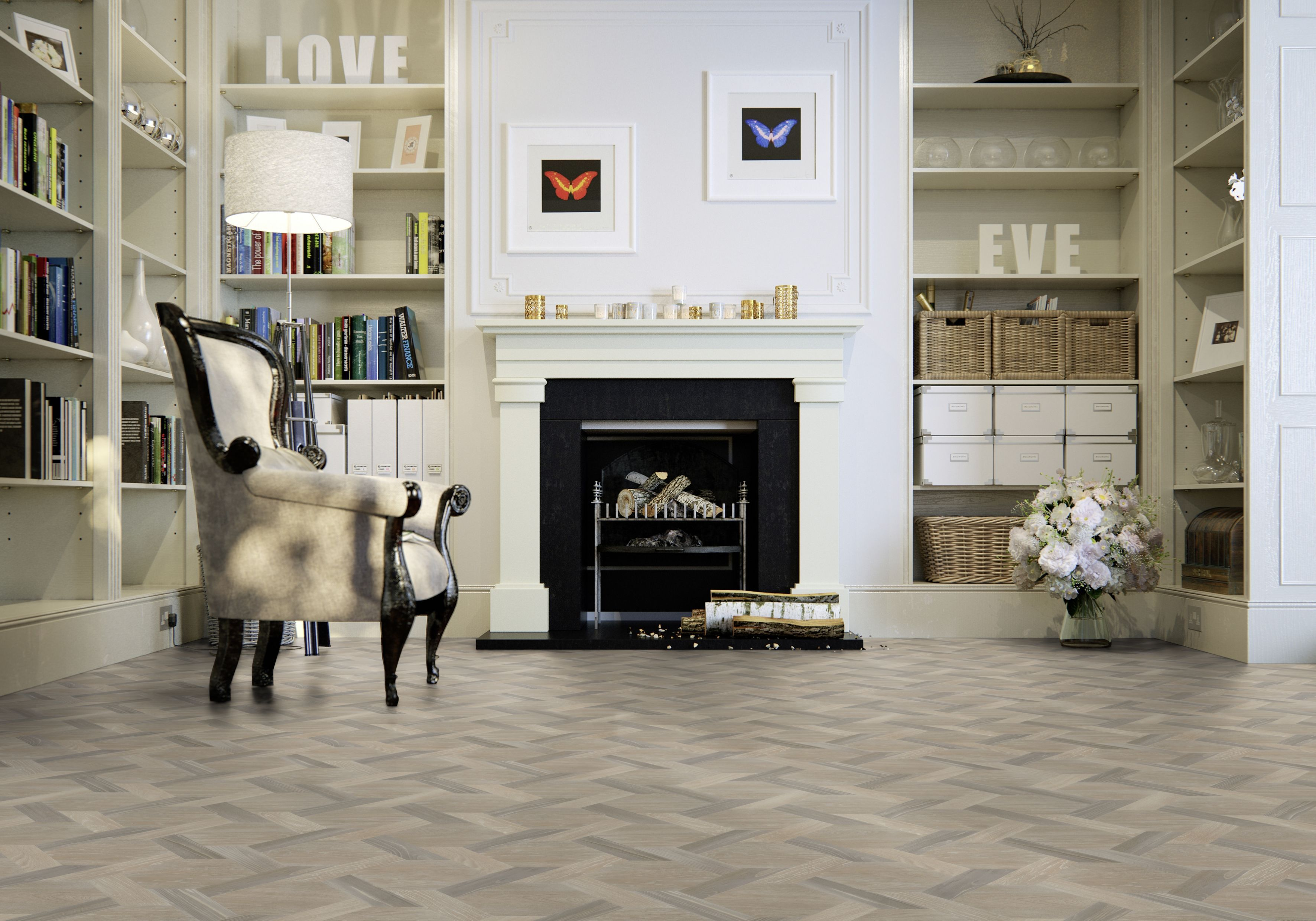 Pin on Living Room Flooring and Design Inspiration