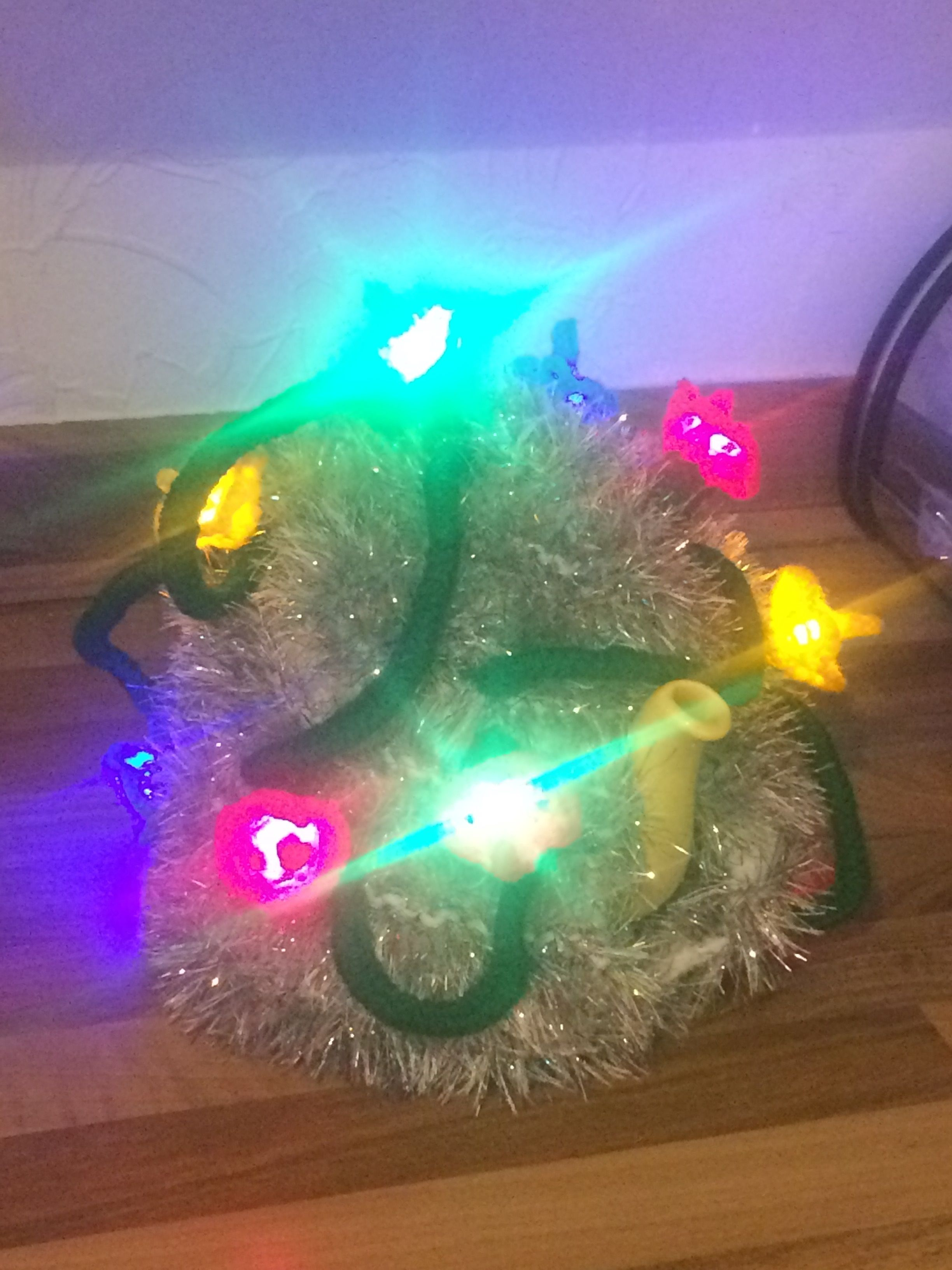 Dont you just love a christmas tea cosy an this tea cosy lights dont you just love a christmas tea cosy an this tea cosy lights up teatime guests are always impressed by a light up tea cosy get the knitting pattern bankloansurffo Choice Image