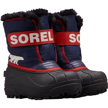 Photo of Snow Commander Boot – Little Boys'