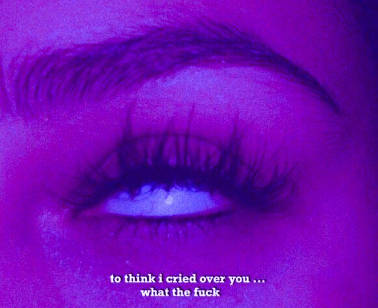 Purple Eye Roll Dark Purple Aesthetic Purple Aesthetic Violet Aesthetic