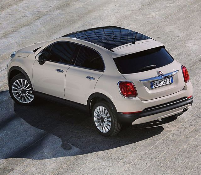 Fiat 500x Affordable Suv Fiat 500 Suv Cars