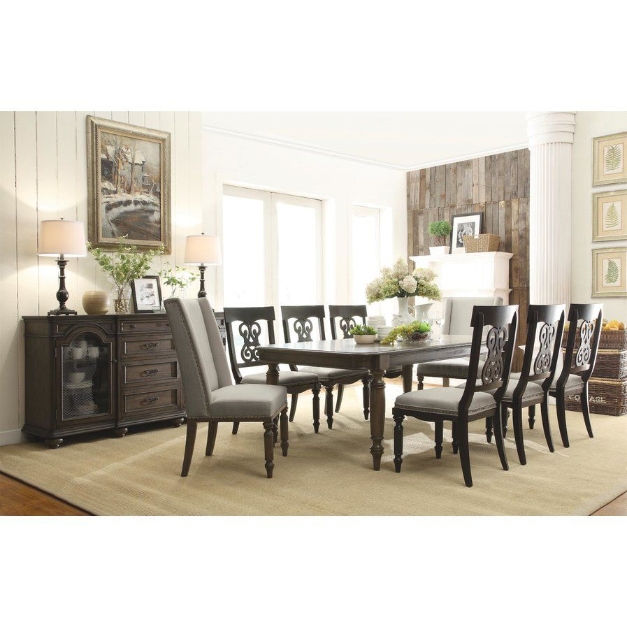 Labrador 9 Piece Dining Set  Dining Room  Pinterest  Dining Mesmerizing 9 Pc Dining Room Sets Review