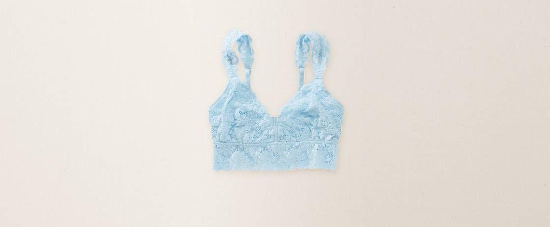 Aerie Softest Lace Bralette