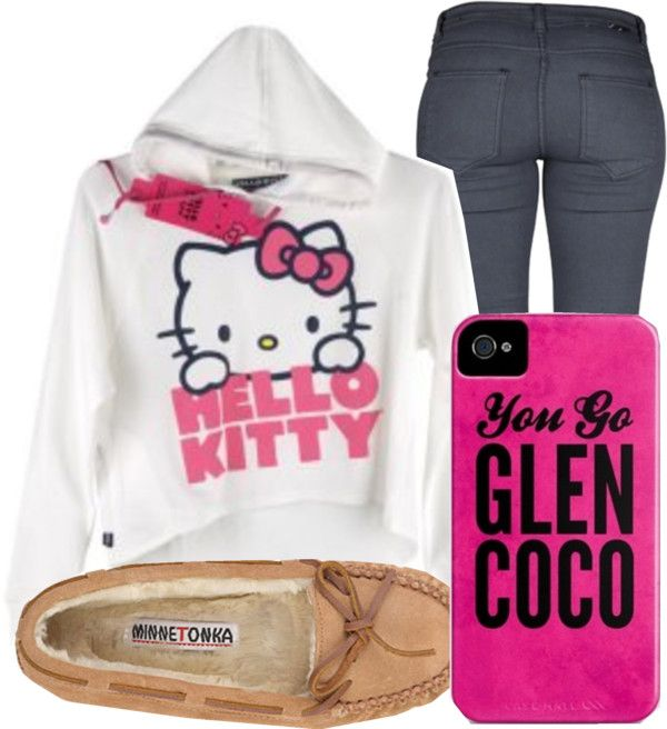 """Morning Everyone"" by aunjelle123 ❤ liked on Polyvore"