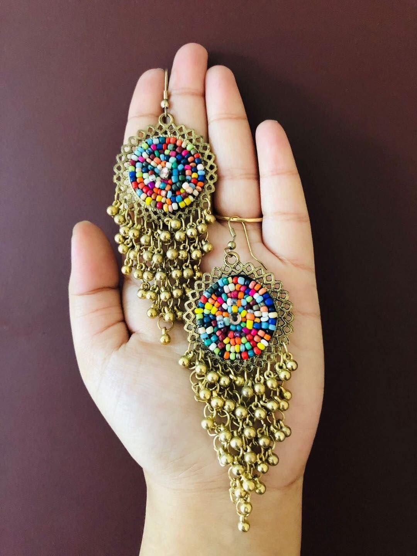Pin by Asad Jatt on jewelry Indian jewelry earrings