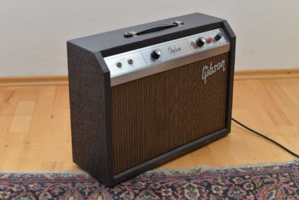 Gibson Skylark GA5 Röhrenverstärker vintage 1962 Top