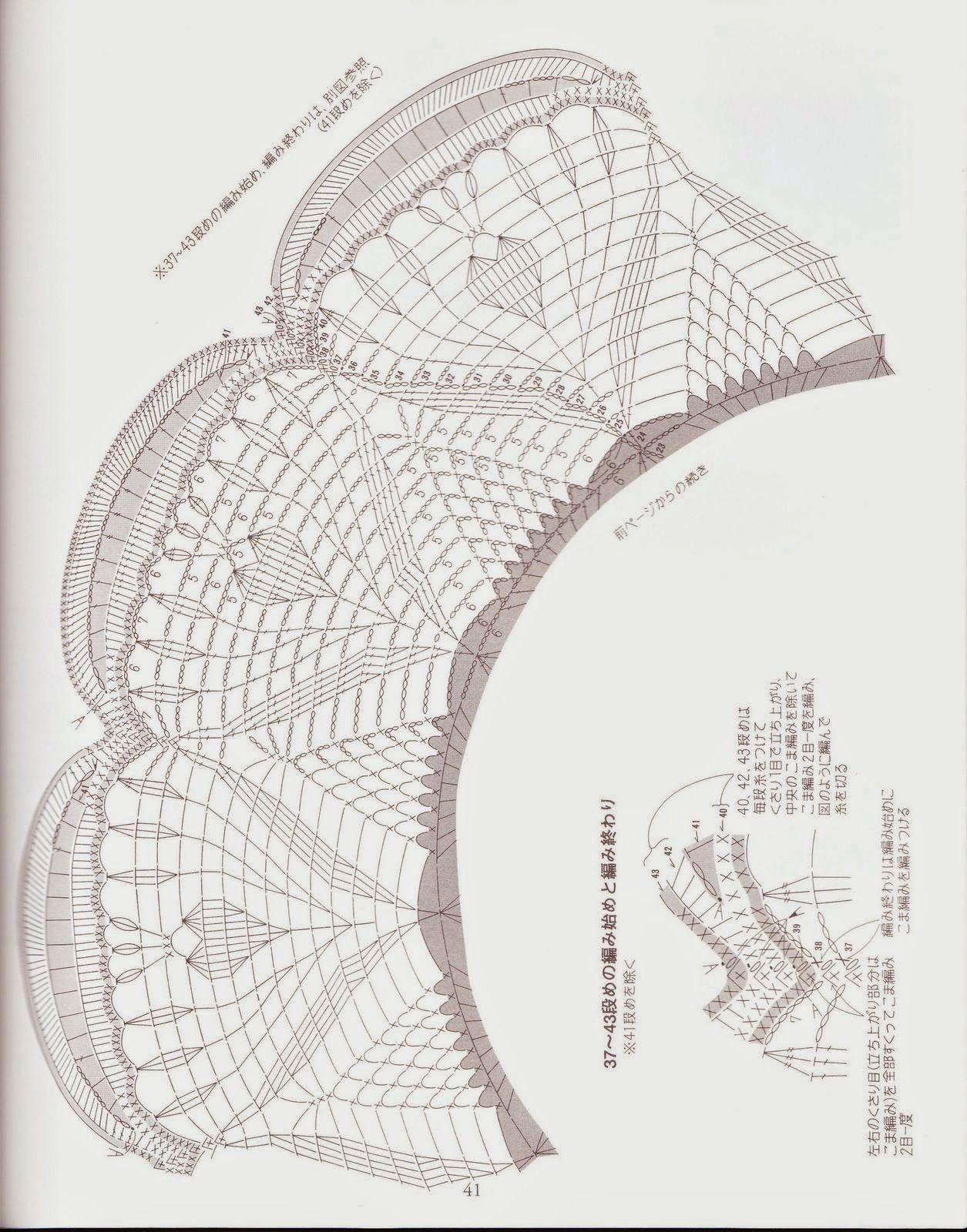 PATRONES GRATIS DE CROCHET: Patrón de un bonito centro de mesa ...