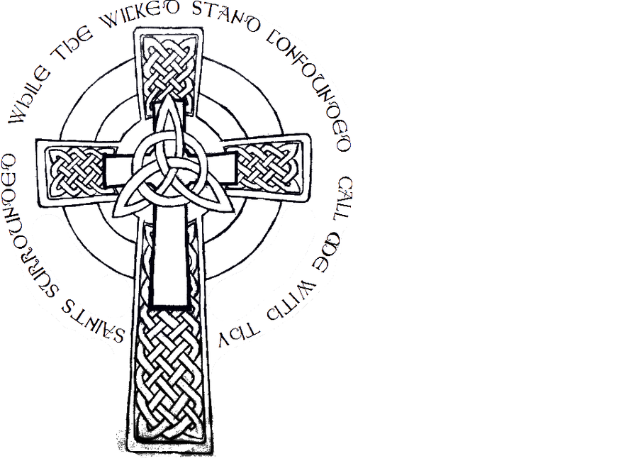 Chrismon Celticcross Large Png 577 800 The Irish Or Celtic Cross Is A Normal Cross With A Circle In The Mid Chrismon Patterns Cross Coloring Page Chrismons