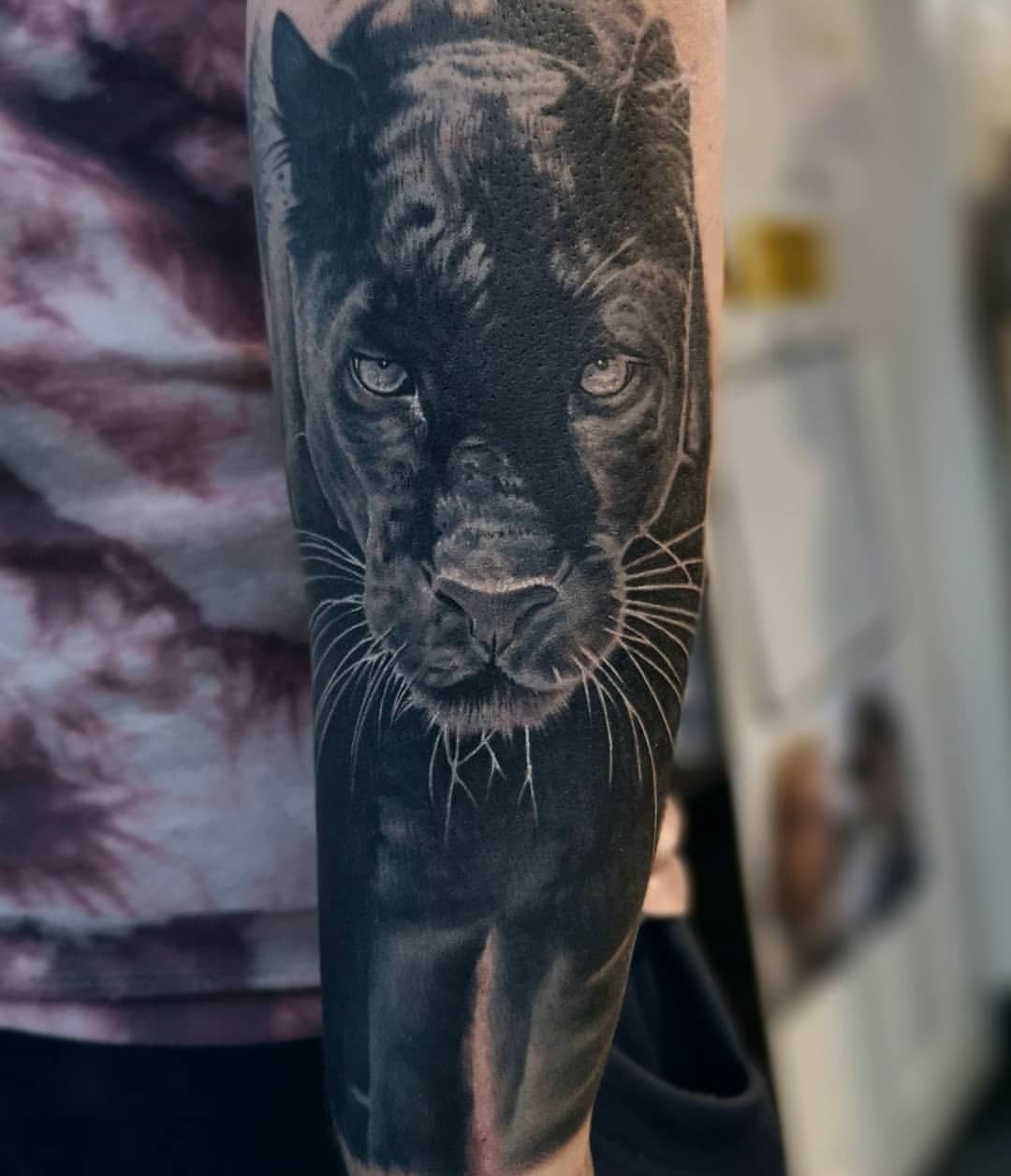 View All Instagram Posts Videos And Stories On Somegram Com Somegram Tattoo Tattoos Instawebviewer Black Panther Tattoo Panther Tattoo Big Cat Tattoo