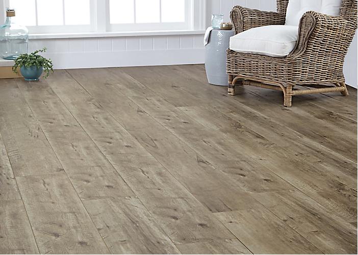 Wintour Maple Clic Laminate Flooring