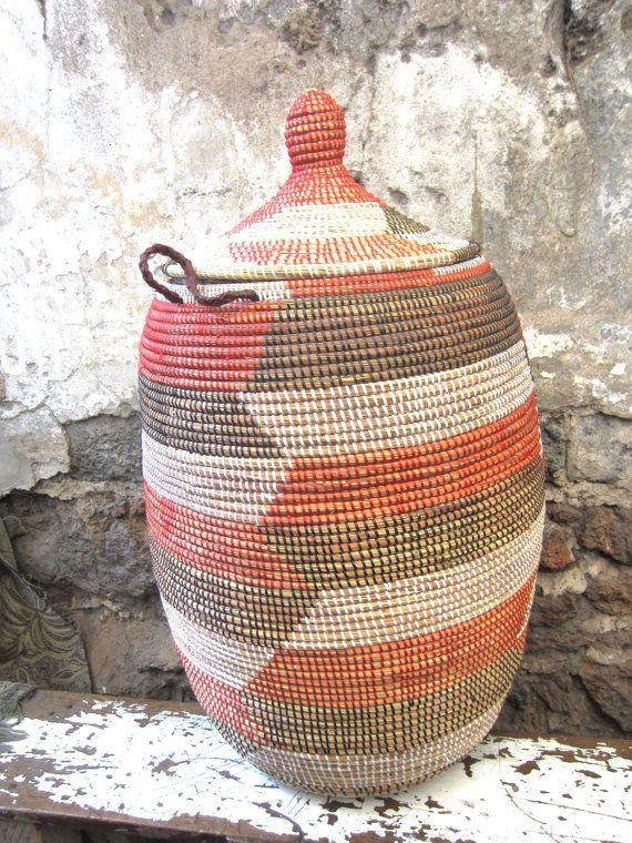 Extra Large Storage Basket Halloween Decor Laundry Basket