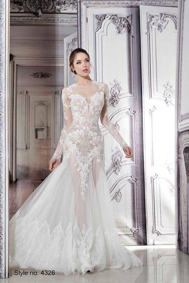 Pin by Katia Machuganova on Wedding Dress | Pinterest | Wedding ...