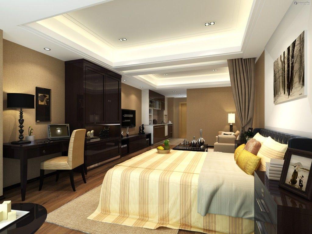Modern Interior Roof Designs Styles Inside Contemporary Bedroom  Interior  Bedroom false