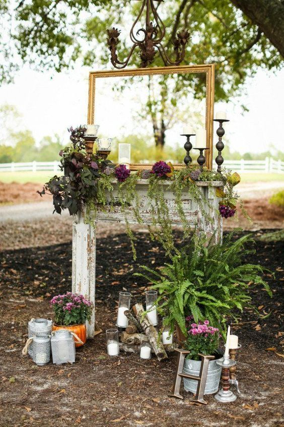 25 amazing rustic outdoor wedding ideas from pinterest rustic