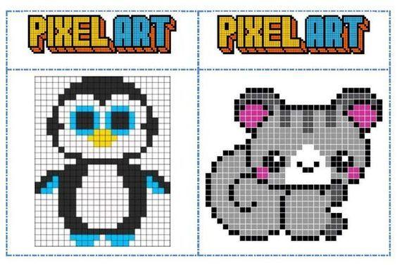Fichier Modèles Pixel Art Pour Les Temps Dautonomie Pixel