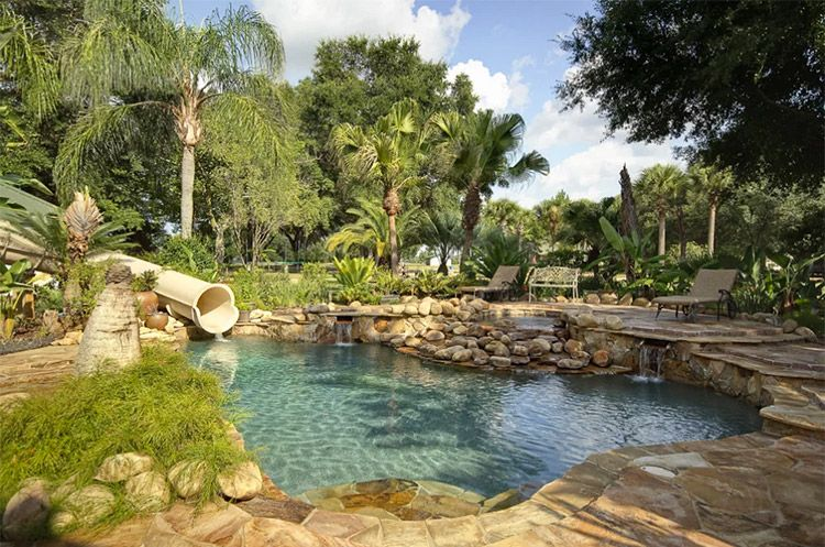 6 orlando vacation homes amazing pool designs with images