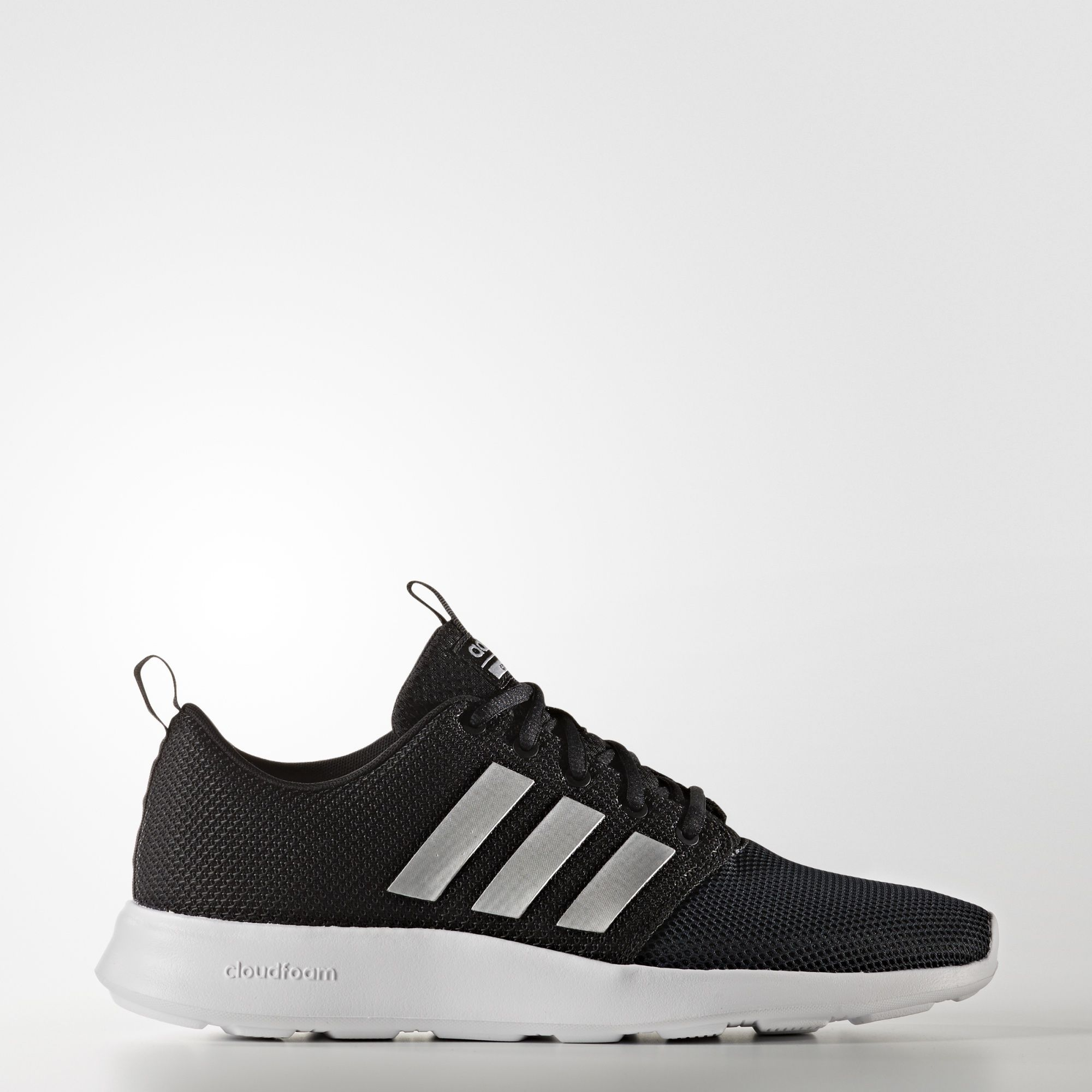 adidas cloudfoam swift racer trainers mens