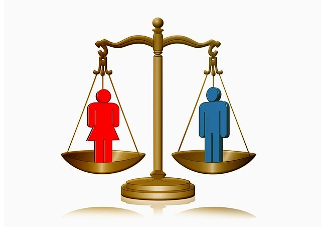 #7 Feeling of gender discrimination when the company talks of gender equality